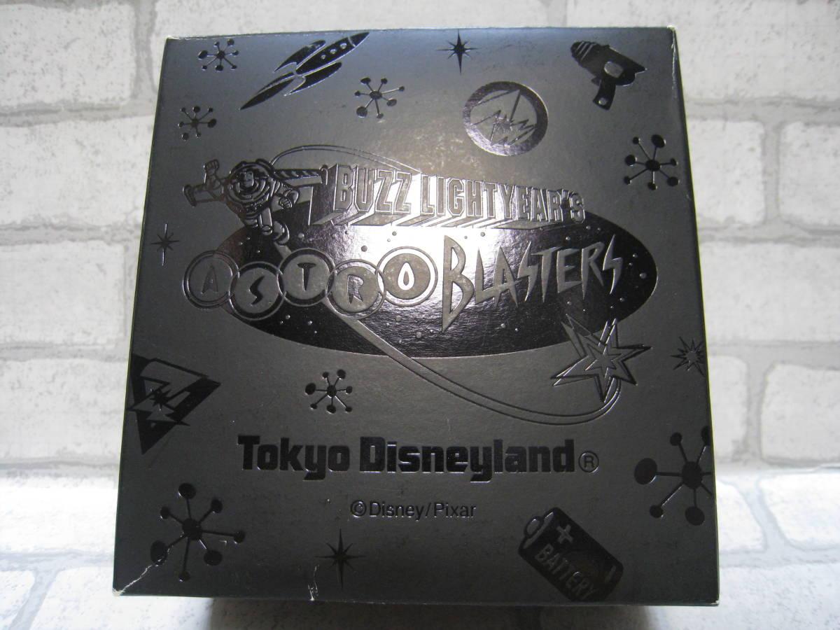 未使用 東京ディズニーランド バズ・ライトイヤー アストロブラスター オープン記念 腕時計 限定品 TDL_画像7