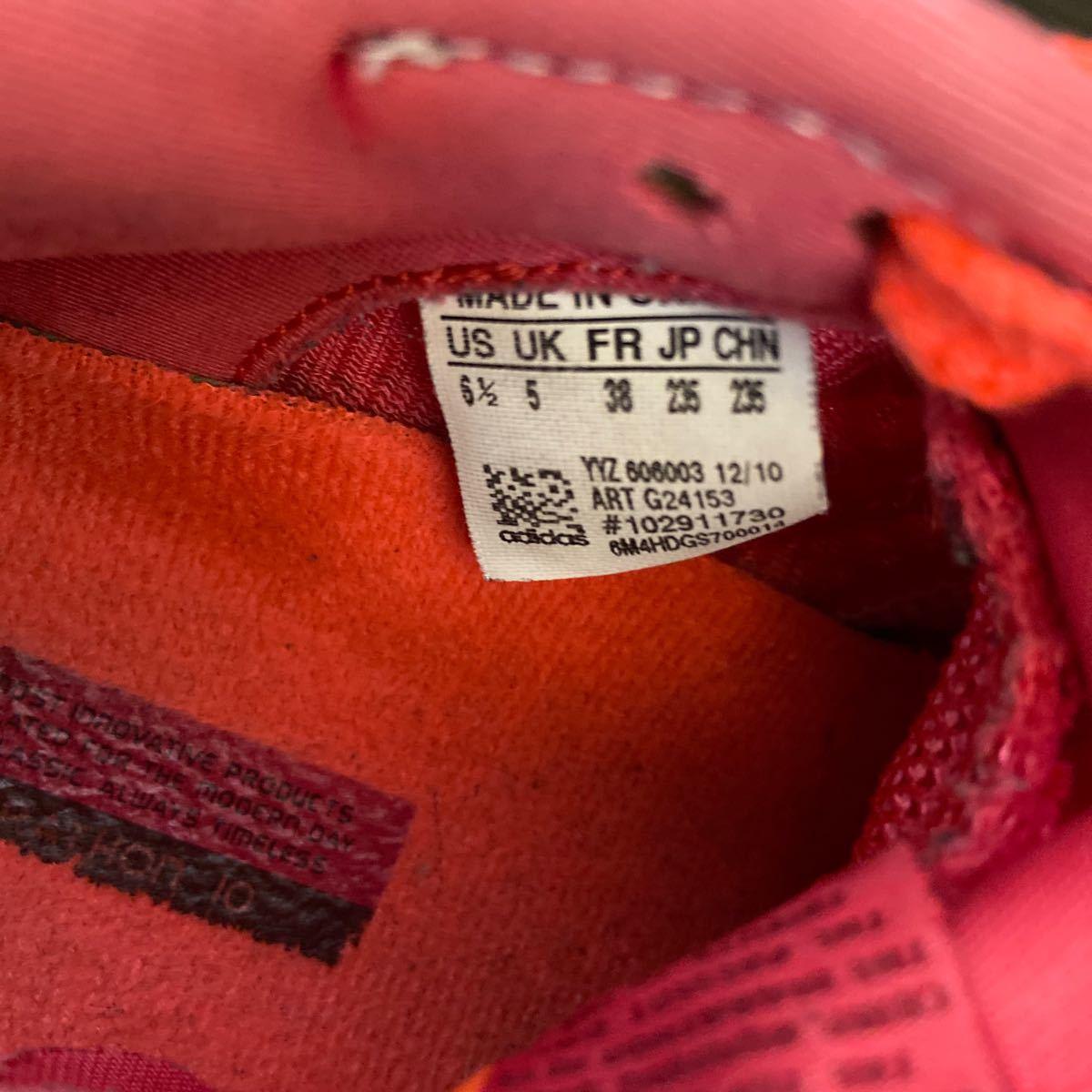 スニーカー ランニングシューズ adidas