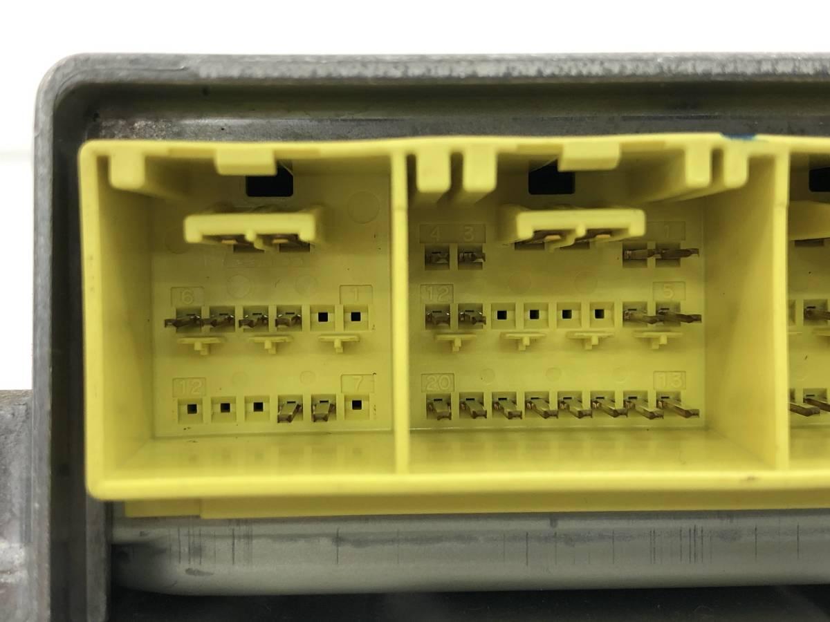_b56627 ダイハツ MAX RS マックス LA-L952S エアバッグ エアバッグ コンピューター 未展開 89170-97246 / 407934-4260_画像2