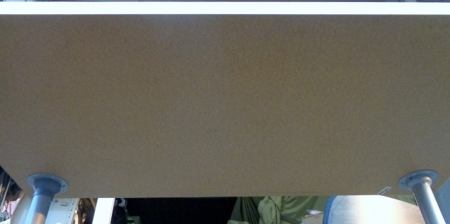 IKEA イケア VIKA AMON テーブルトップ 高さ調節脚4本セット☆ ダイニングテーブル 作業テーブル 机 デスク 作業台としても☆_画像4