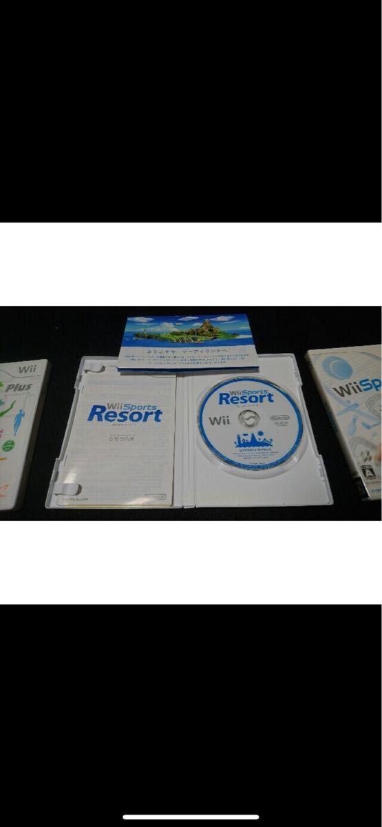 Wiiソフト スポーツセット