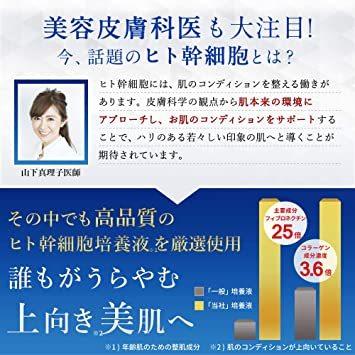 (ナノア)NANOA 皮膚科医が大注目のヒト幹細胞美容液 EGF ほうれい線 エイジングケア セラミド 無添加 日本製_画像3