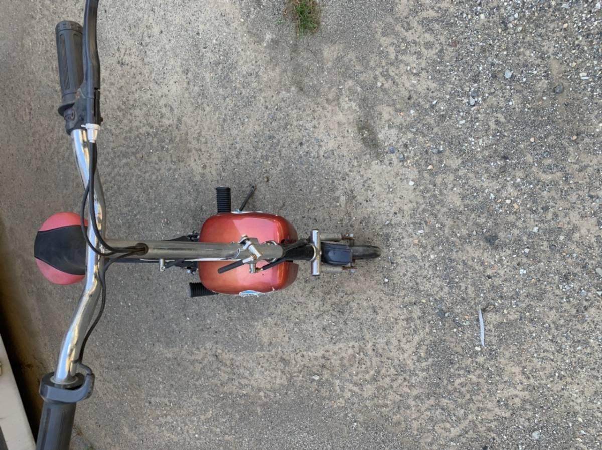 y-62 小型電動バイク 電動自転車 ミニバイク_画像5