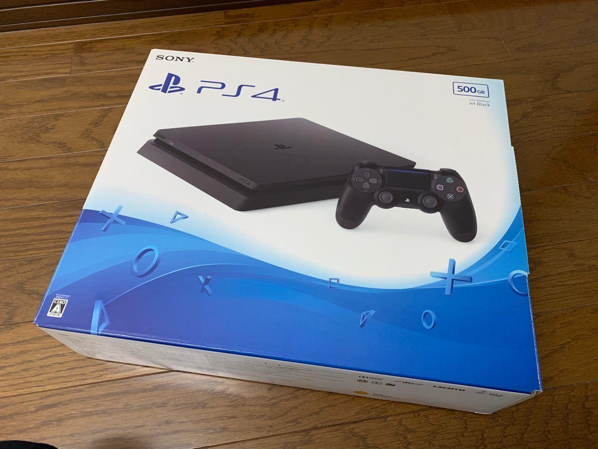 PlayStation4 ジェットブラック CUH-2000A B01(中古)