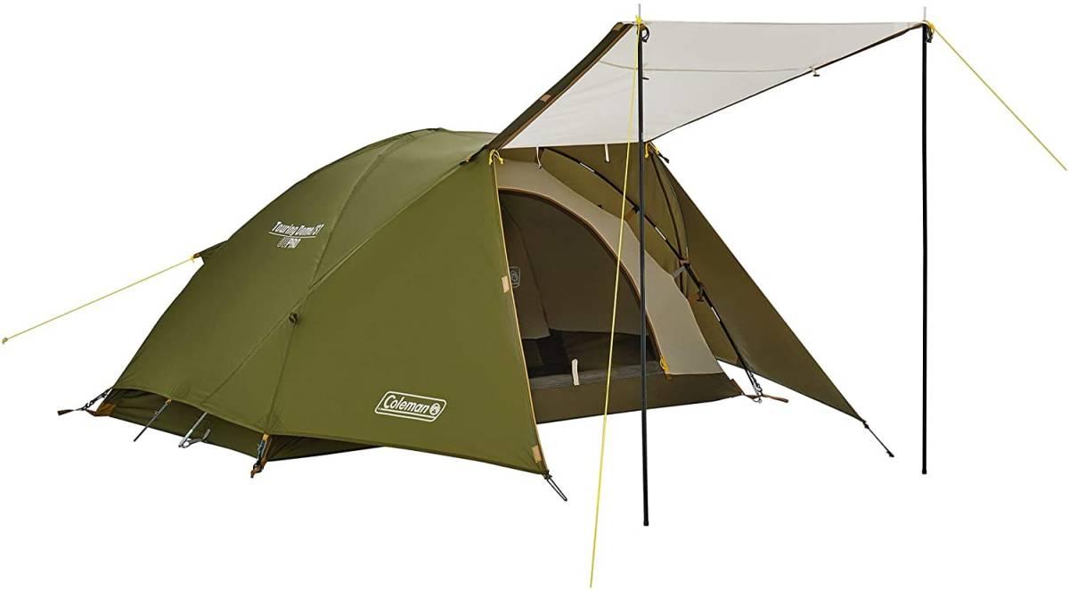 コールマン テント ツーリングドーム ST 1~2人用 Coleman ツーリング テント ソロ キャンプ ソロキャン ミリタリー オリーブ