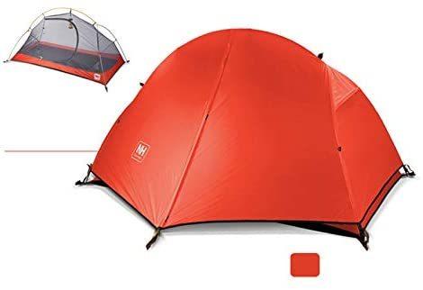 Naturehike ソロ テント ツーリング グランドシート 付属 / キャンプ ソロキャン 初心者 キャンパー 防水 軽量 コンパクト