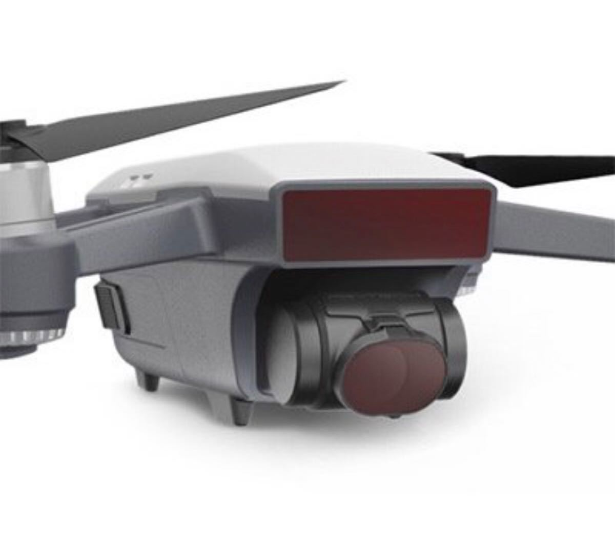 DJI SPARK 用 レンズフィルター ND4/ND8/ND16/ND32 (4種類セット) 新品未開封 特価販売です。