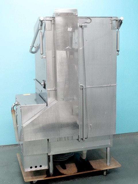 サニジェット 食器洗浄機 W887×D760×H1370 SD113GSAH 2011年 三相200V&都市ガス ブースター付 西日本専用60Hz 厨房/商品番号:210415-Y2_画像9