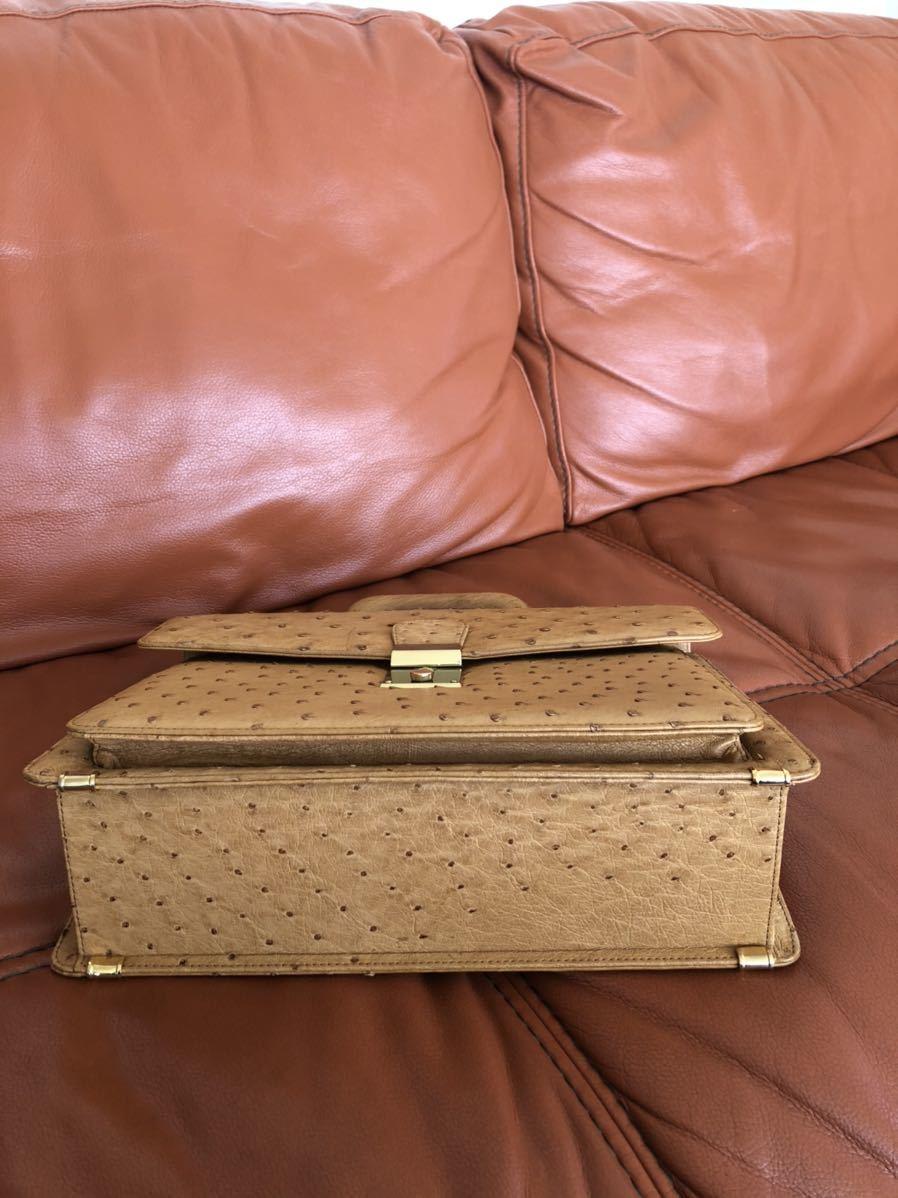 除菌して発送!美品 2WAYショルダーバッグ セカンドバッグ ビジネスバッグ ブリーフケース