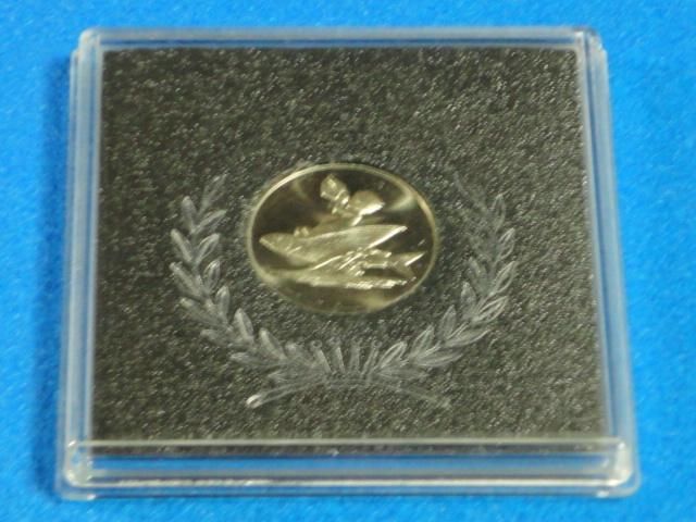 ☆1975年「沖縄国際海洋博覧会」記念メダル☆紙箱付_画像10