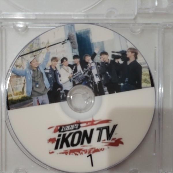 iKON TV  DVD 日本語字幕付き 全話 11枚