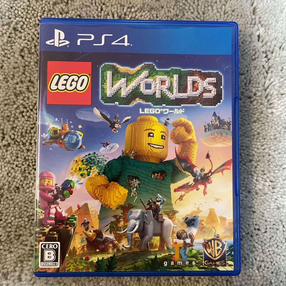 【PS4】 LEGO ワールド 目指せマスタービルダー