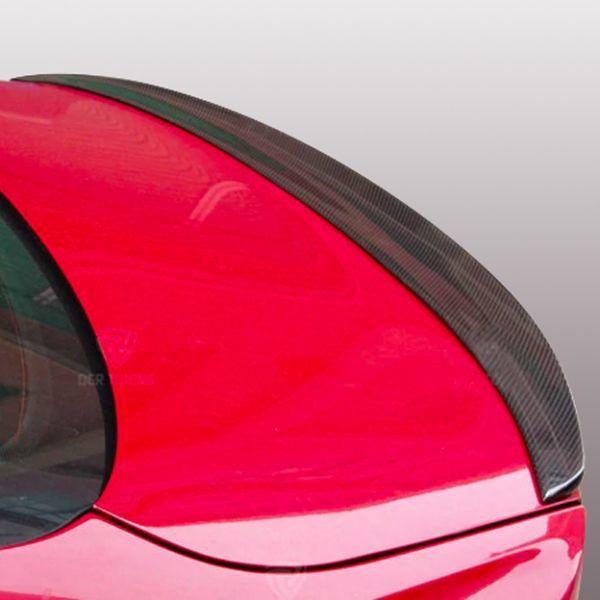 Å★国内出荷★カーボントランクスポイラー【BMW 4シリーズ F32】2ドアクーペ 420i/428i/430i/435i/440i(2014~ )_画像3