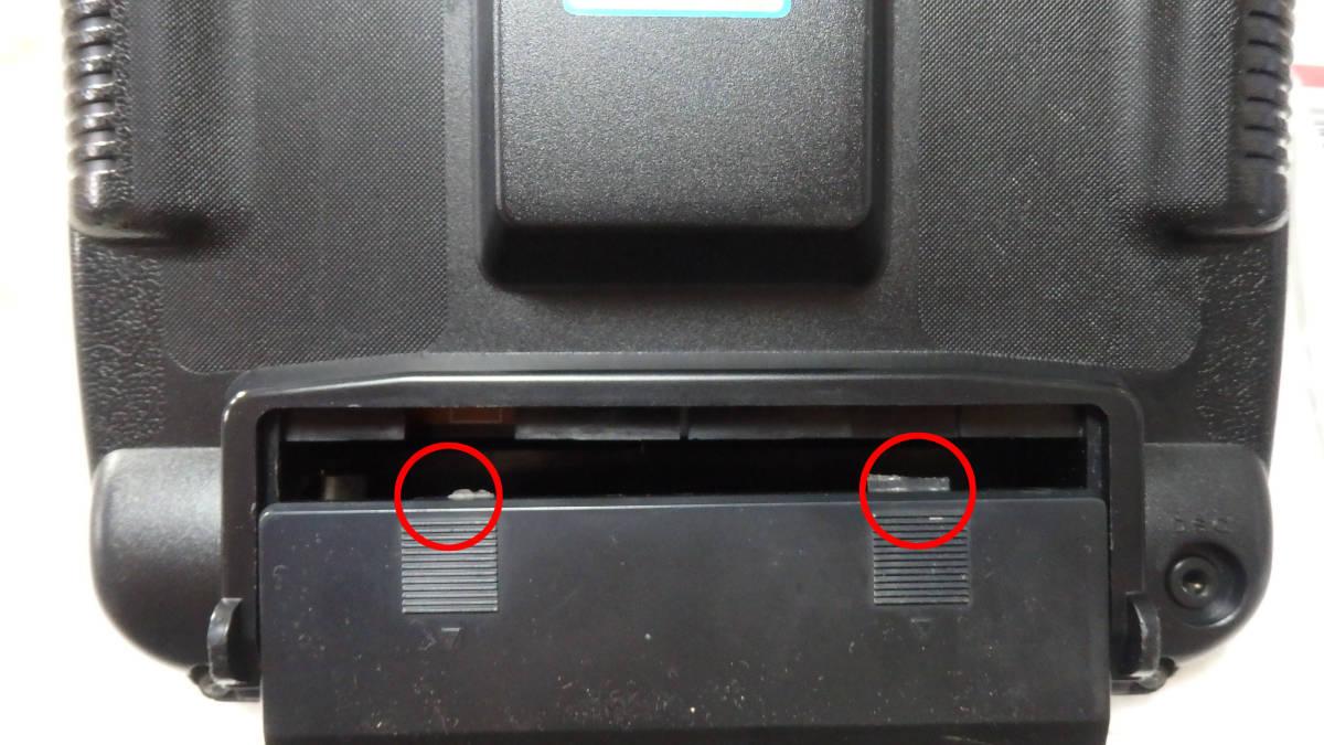 JR PROPO SPCM A.D.T デジタルプロポ X378 72MHz 17番 R770S受信機 NES-121充電器 バッテリーセット_画像8