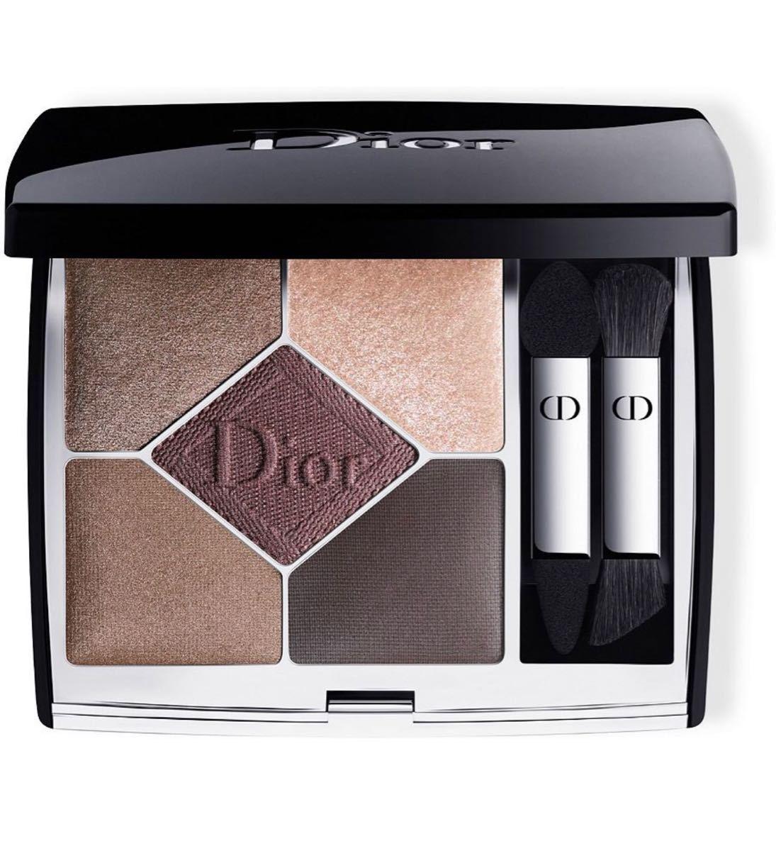 新品 Dior サンク クルール クチュール アイシャドウパレット599