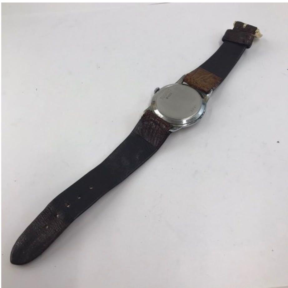 TUGARIS タガリス 腕時計 レザー 手巻き 小物 アナログ メンズ ブランド_画像6