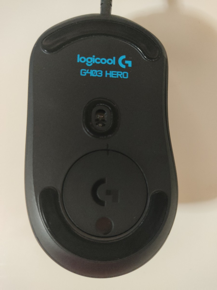 Logicool G403h