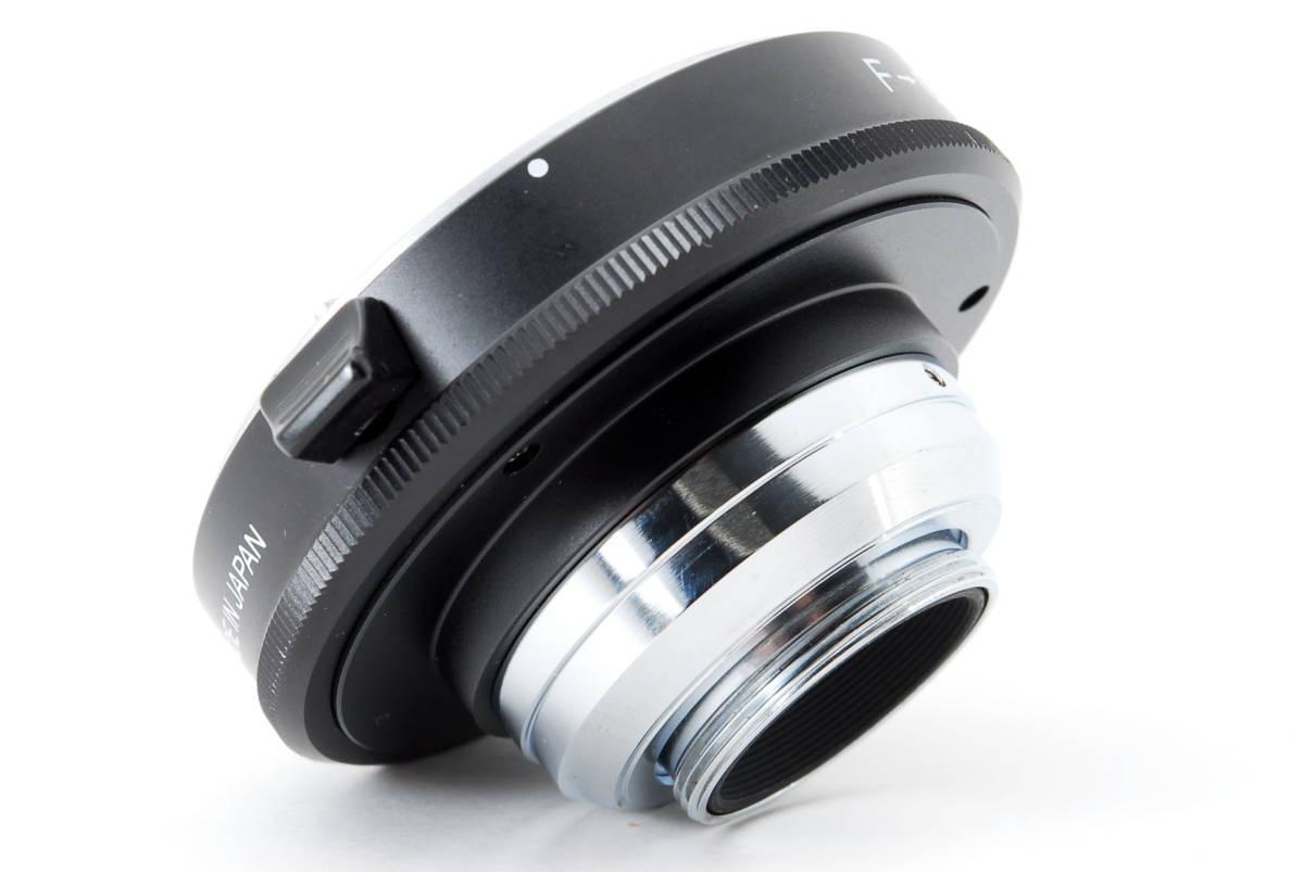 Nikon ニコン 純正 F-C マウント アダプター [美品] #755506_画像6