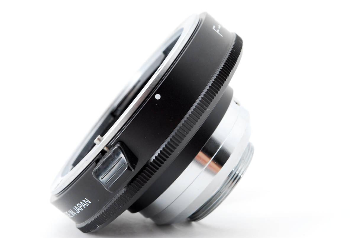 Nikon ニコン 純正 F-C マウント アダプター [美品] #755506_画像7