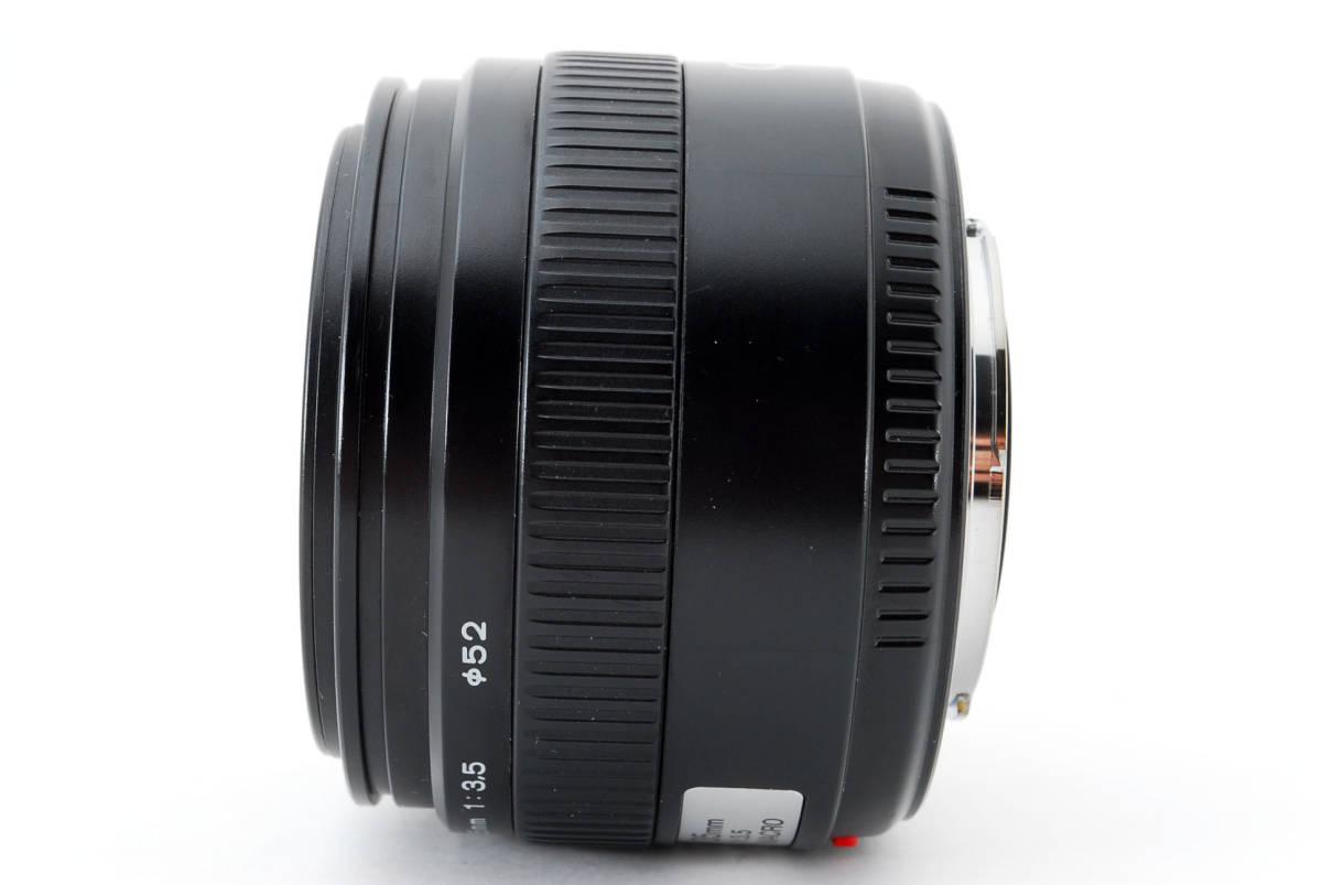 Olympus オリンパス ZUIKO DIGITAL デジタル 35mm f/3.5 Macro マクロ AF 標準 レンズ フォーサーズ 一眼レフ カメラ用 [美品] #755511_画像8