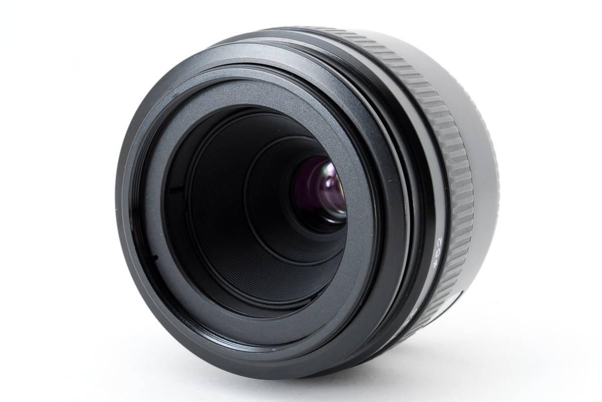 Olympus オリンパス ZUIKO DIGITAL デジタル 35mm f/3.5 Macro マクロ AF 標準 レンズ フォーサーズ 一眼レフ カメラ用 [美品] #755511_画像2