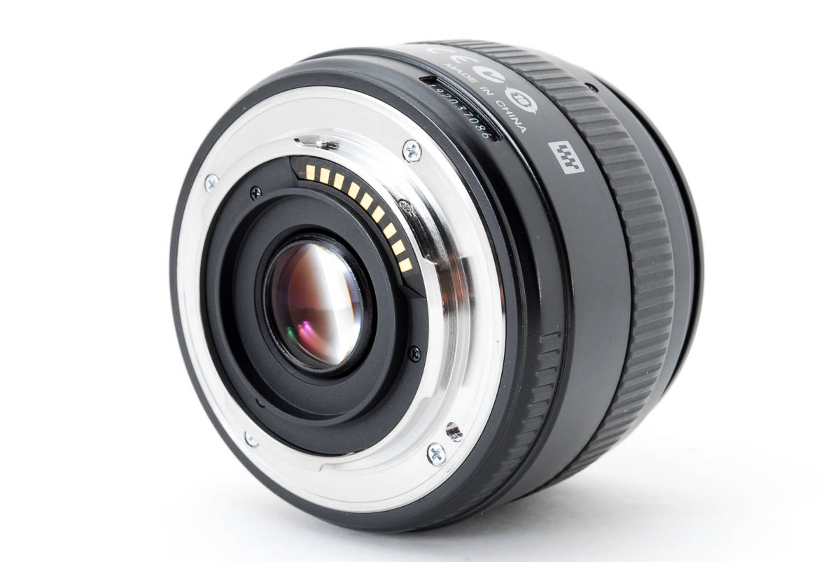 Olympus オリンパス ZUIKO DIGITAL デジタル 35mm f/3.5 Macro マクロ AF 標準 レンズ フォーサーズ 一眼レフ カメラ用 [美品] #755511_画像5