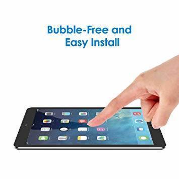 透明 7.9 インチ JEDirect iPad mini 1 2 3 (iPad mini 2019モデル非対応) 用液晶保護_画像3