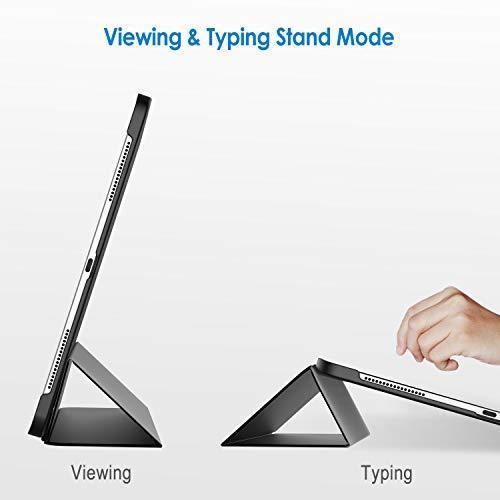 ブラック 12.9インチ JEDirect iPad Pro 12.9インチ ケース 2018モデル (2020モデル非対応)_画像4