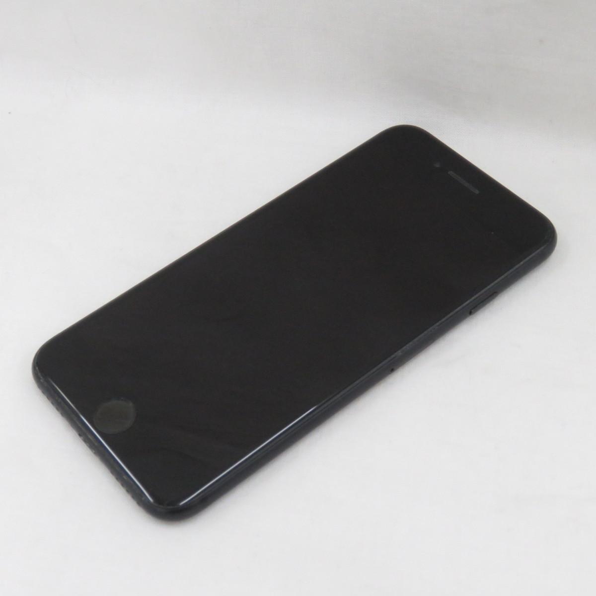 1円~【中古品】docomo ドコモ スマートフォン Apple iPhone 7 32GB MNCE2J/A ブラック 判定○ ※SIMロック解除済 915115581
