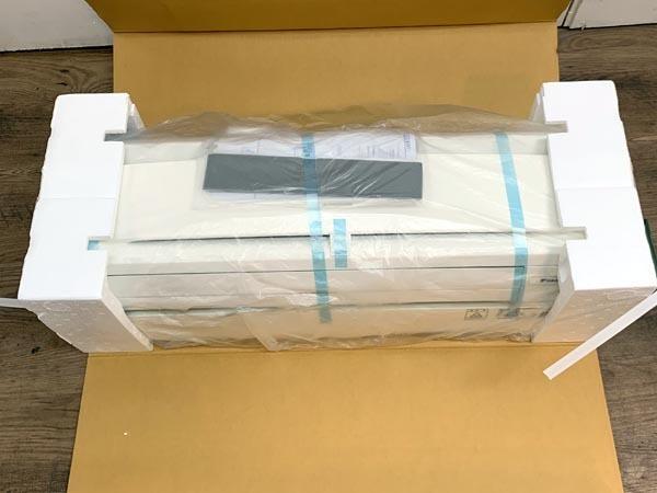 【未施工】DAIKIN ダイキン 業務用エアコン 壁掛型 2馬力 50形 冷暖房 動力 三相200V パッケージエアコン※リモコンなし_画像2
