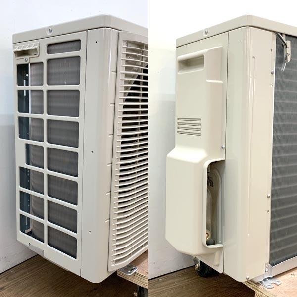 【未施工】DAIKIN ダイキン 業務用エアコン 壁掛型 2馬力 50形 冷暖房 動力 三相200V パッケージエアコン※リモコンなし_画像5