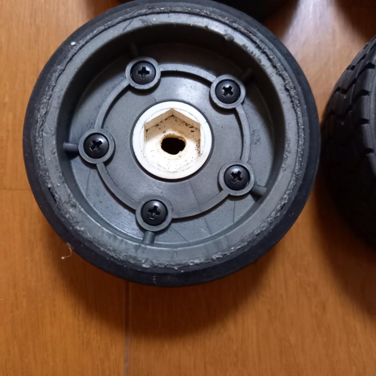 ラジコン用 中古タイヤ&ホイール