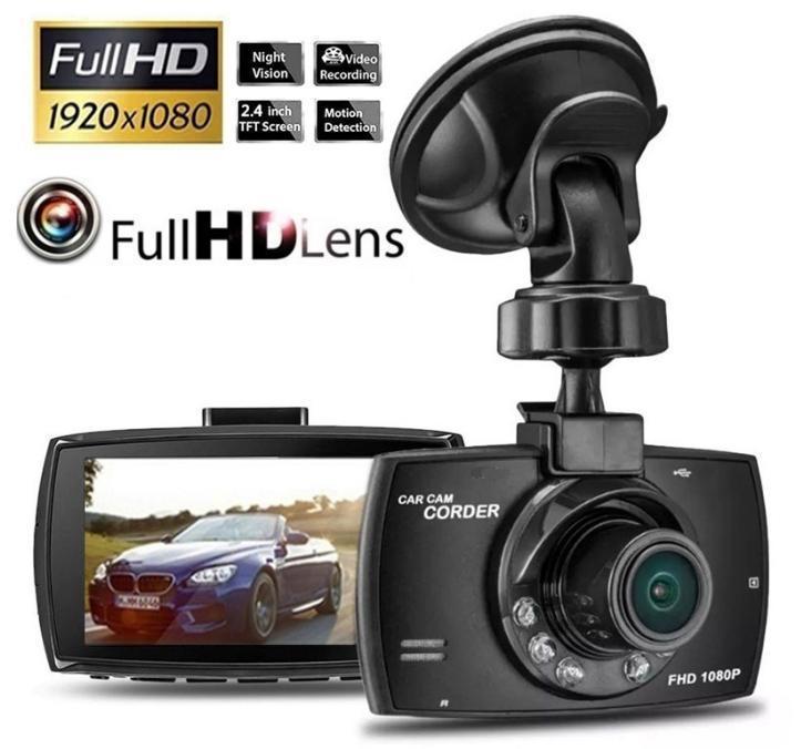 ドライブレコーダー 車載カメラ ドラレコ 1080PフルHD ビデオカメラ ナイトビジョン 170度広角 Gセンサー ループ録画 小型_画像1