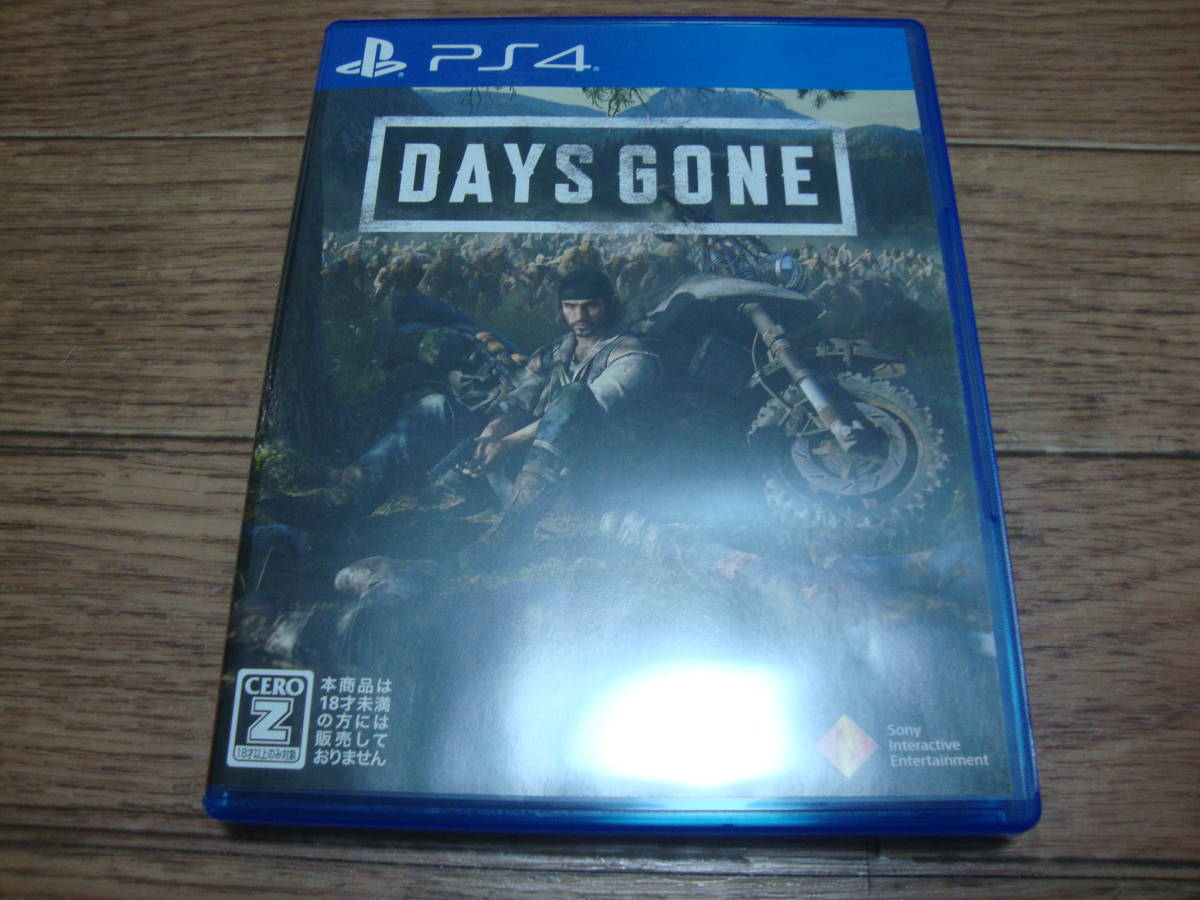 ★ PS4 DAYS GONE ★