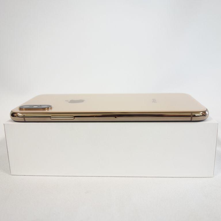 1円スタート ジャンク SIMフリー iPhone Xs 64GB ゴールド 残債無し アウトカメラ使用不可 【専0406-236再】兼_画像5