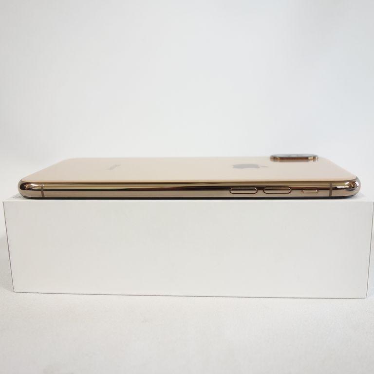 1円スタート ジャンク SIMフリー iPhone Xs 64GB ゴールド 残債無し アウトカメラ使用不可 【専0406-236再】兼_画像6