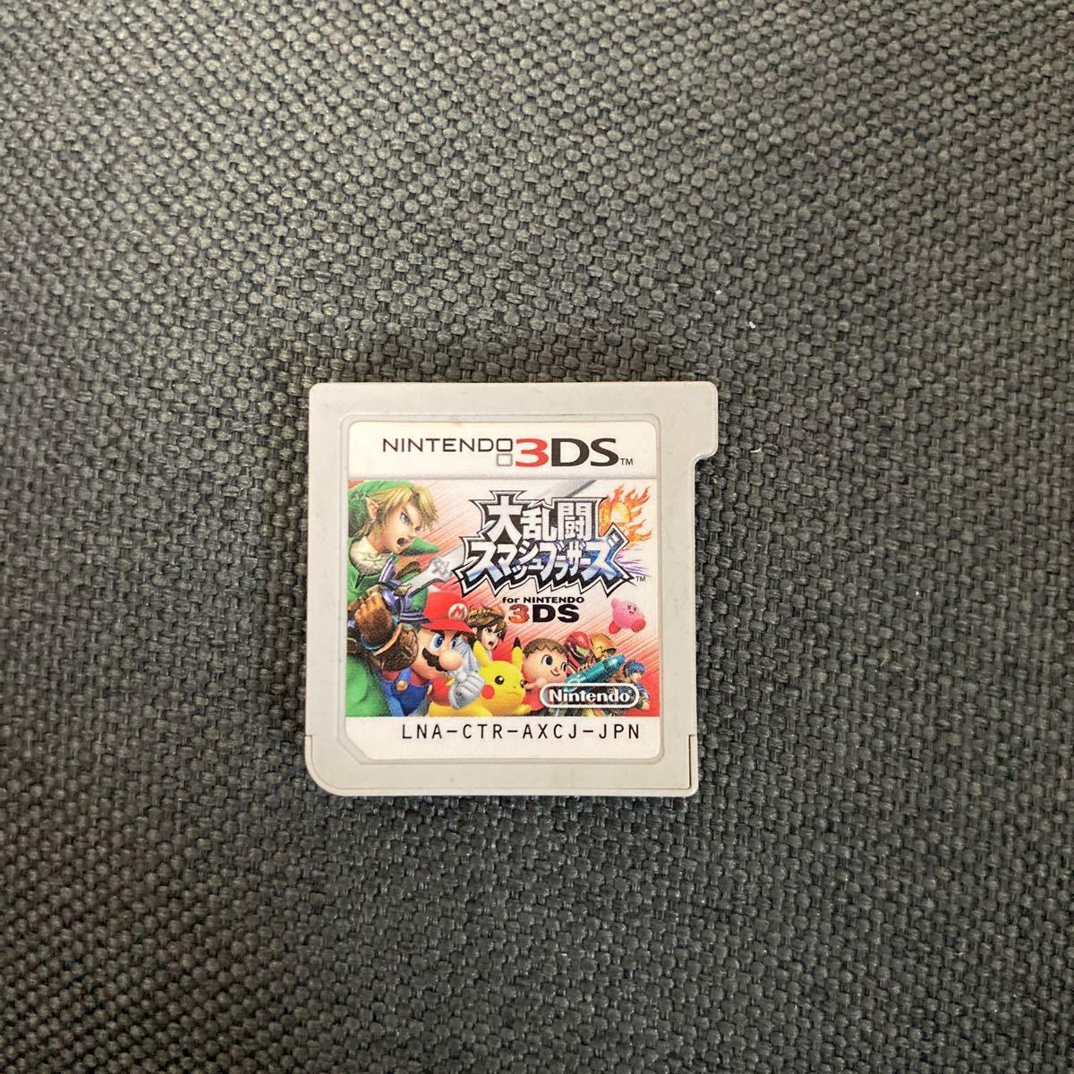 【3DS】 大乱闘スマッシュブラザーズ for Nintendo 3DS