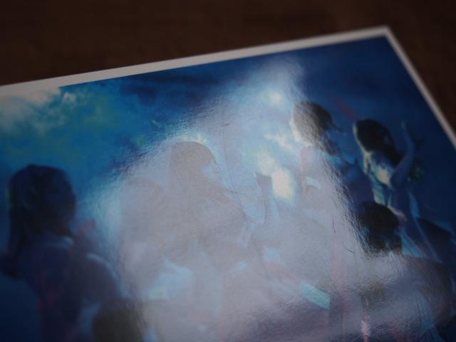 Blu-ray 乃木坂46 5th YEAR BIRTHDAY LIVE 2017.2.20-22 SAITAMA SUPER ARENA 完全生産限定盤 ポストカード・トレカ欠品_画像3