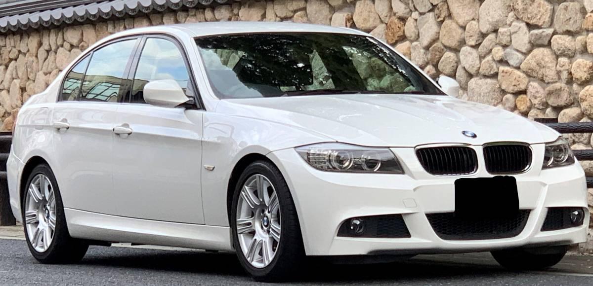 ☆彡2010年モデル☆彡BMW 320iMスポーツ20,000km台イーテリジェントビルトインETC