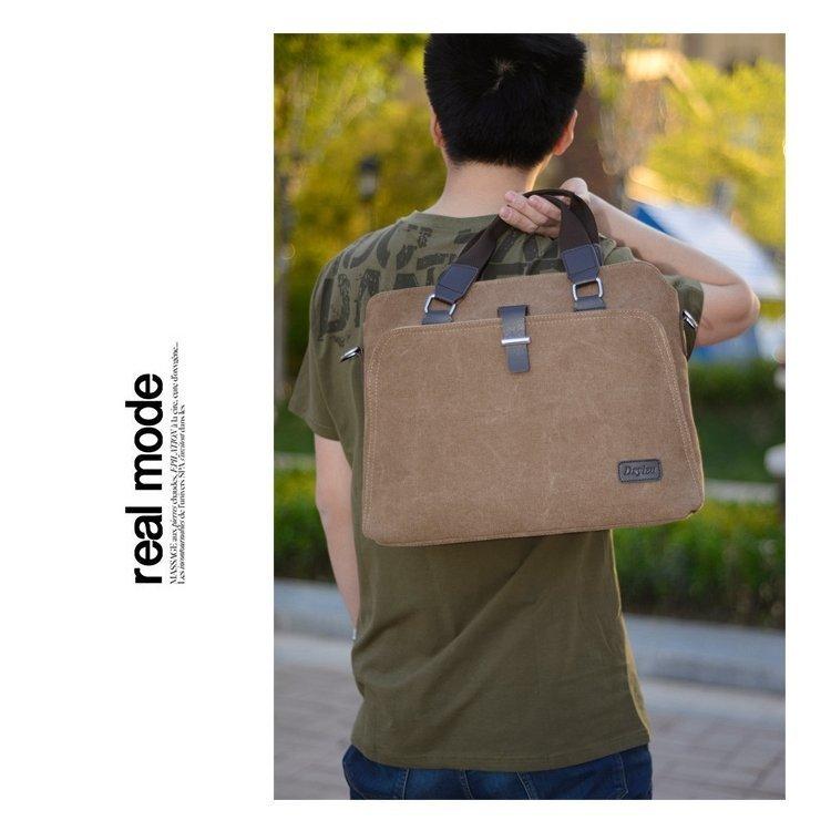 ショルダーバッグ メンズ トートバッグ ビジネス大容量 ズック ショルダーバッグ メンズ トートバッグ キャンパスバッグ ビジネスかばん