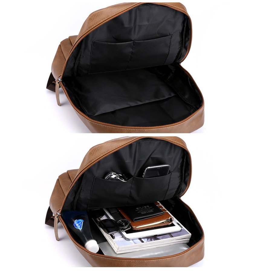 リュック メンズ レディース 通勤 通学 大容量リュック革 リュックサック ビジネスリュック 防水 ビジネスバック革 メンズ レディース 30L