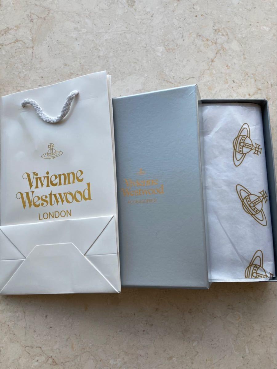 Vivienne Westwood ヴィヴィアンウエストウッド 長財布 ヴィヴィアン 赤