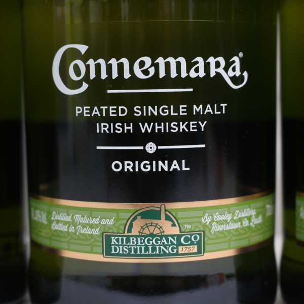 1円~【4本セット】Connemara(カネマラ)オリジナル 40% 700ml G21D090016_画像2