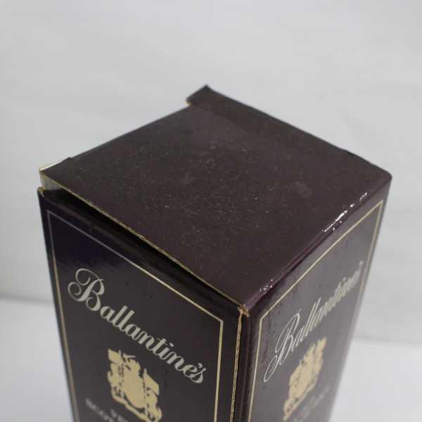 1円~Ballantine's(バランタイン)17年 ベリーオールド 43% 750ml T21D110005_画像8