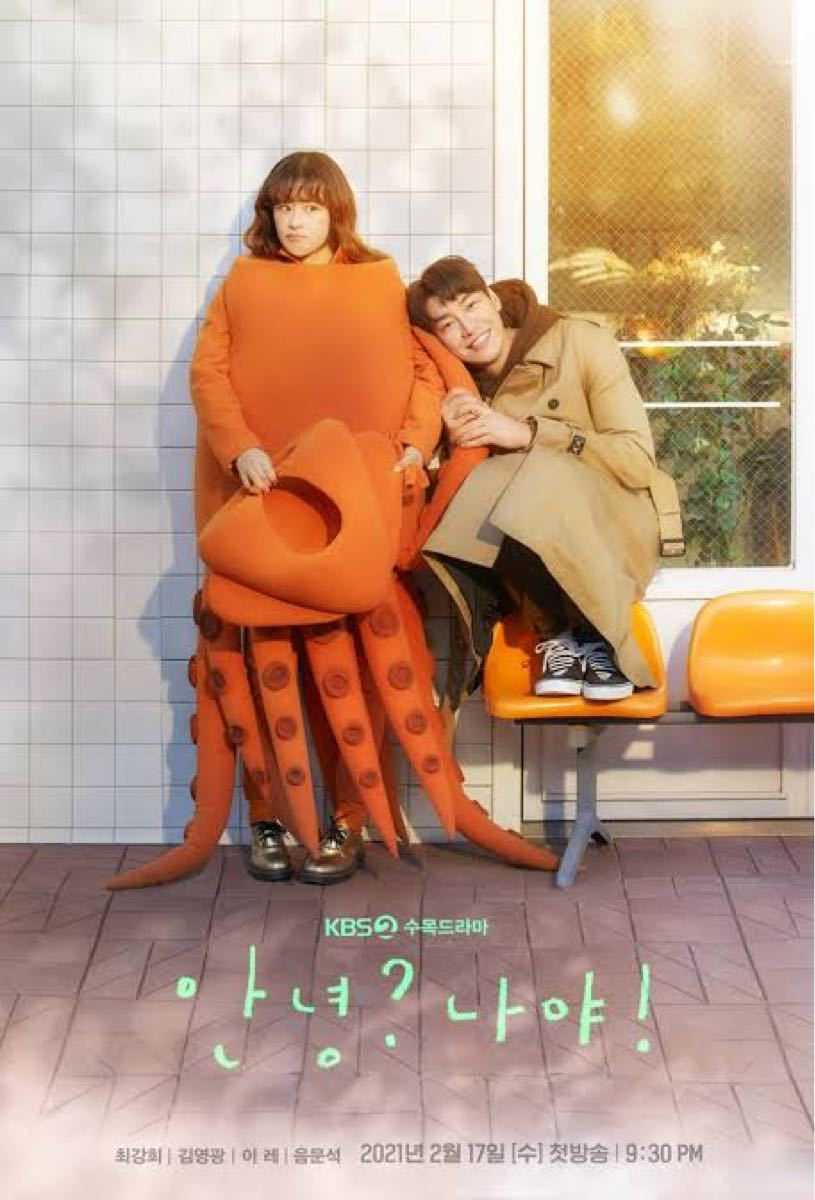 韓国ドラマ DVD こんにちは?私だよ! 全話
