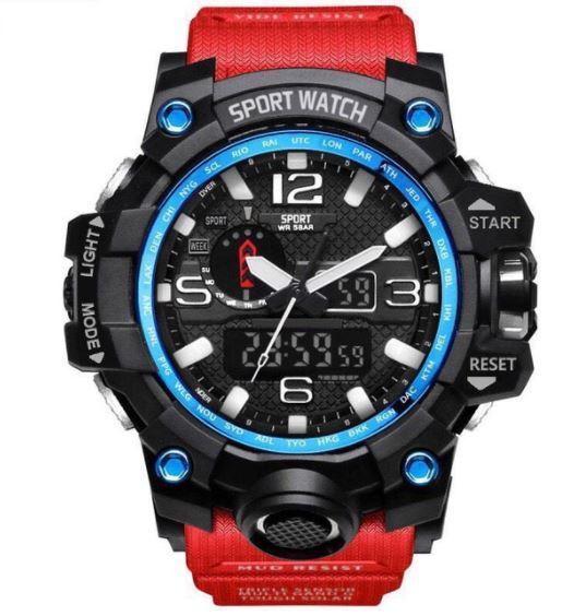 ★★メンズ腕時計 スポーツデジタル腕時計 シンプルデザイン ファッション腕時計 A022_画像2