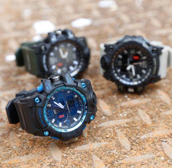 ★★メンズ腕時計 スポーツデジタル腕時計 シンプルデザイン ファッション腕時計 A022_画像5