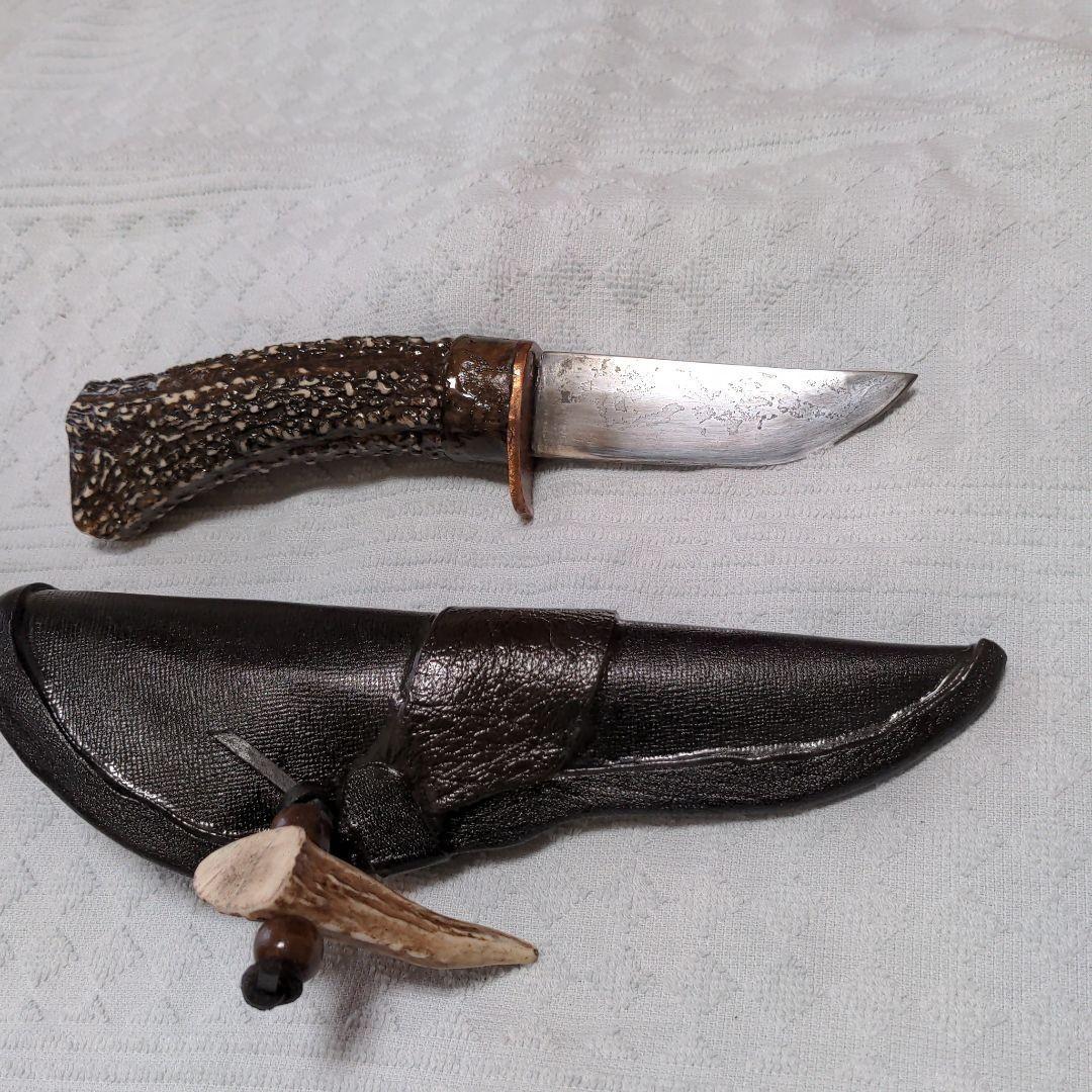 オリジナルナイフ カスタムナイフ 和式ナイフ