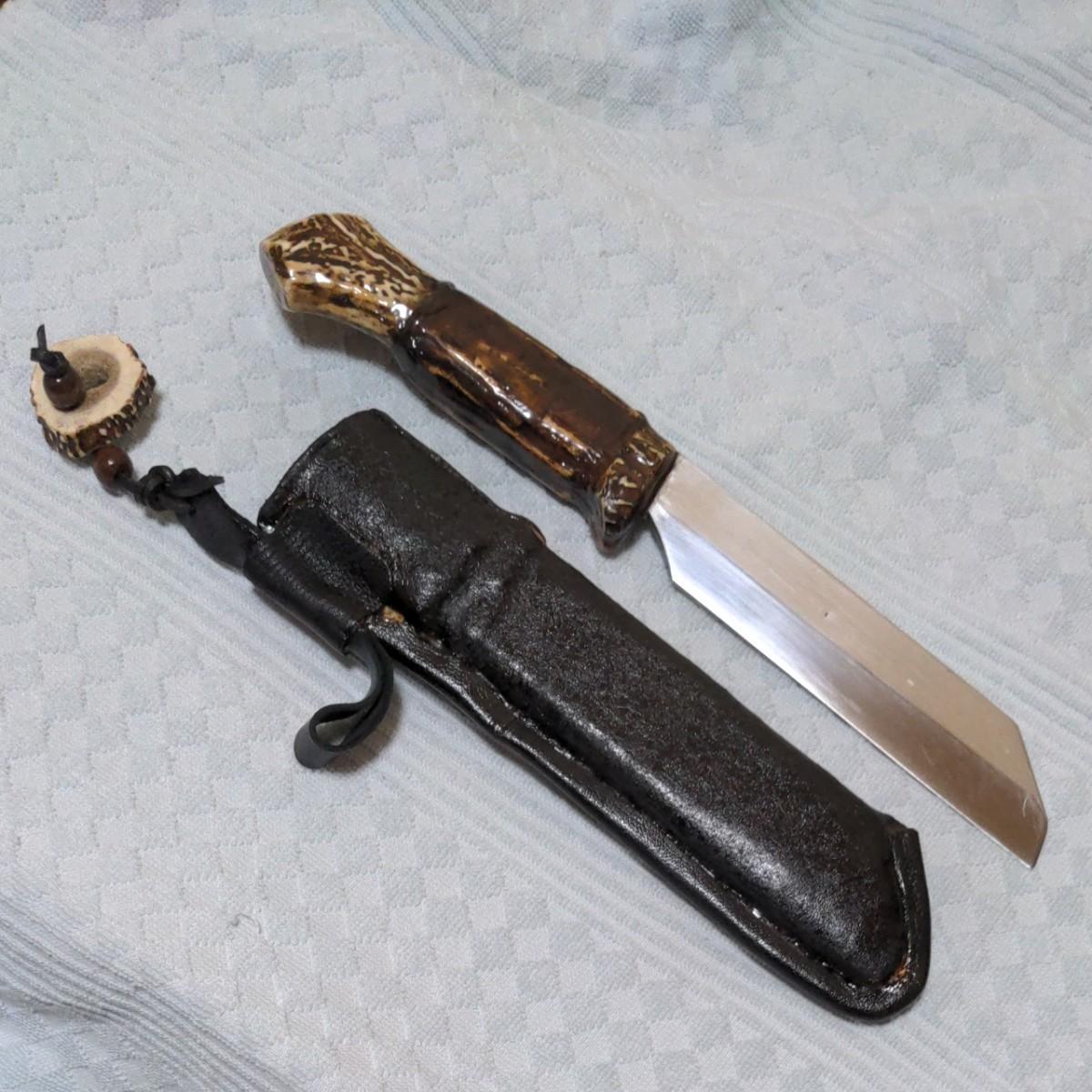 オリジナル鉈 カスタムナイフ