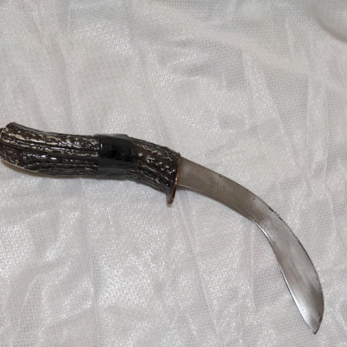カスタムナイフ オリジナルナイフ  サバイバルナイフ マチェットナイフ